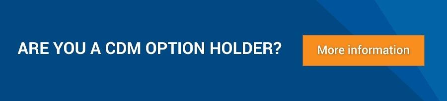 CDM Option Holders