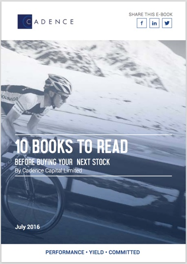 10 Books To Read Before Buying Your Next Stock