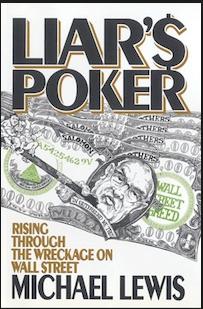 Liar's Poker by Michael Lewis