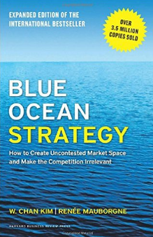 Blue Ocean Strategy by W. Cham Kim and Renee Mauborgne
